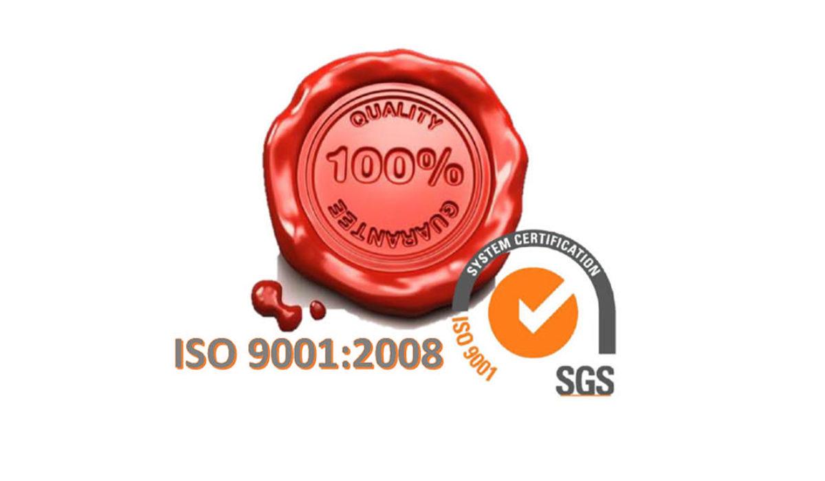 FEBBRAIO 2017 – ISO 9001