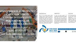 POR FESR 2014/2020 FRIULI VENEZIA GIULIA: OPPORTUNITÀ PER UNA CRESCITA SOSTENIBILE.