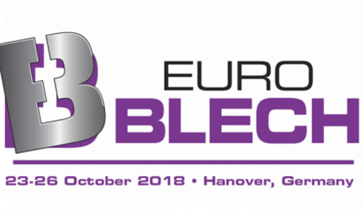 SISTEC sarà presente ad EuroBlech 2018 dal 23 al 26 ottobre