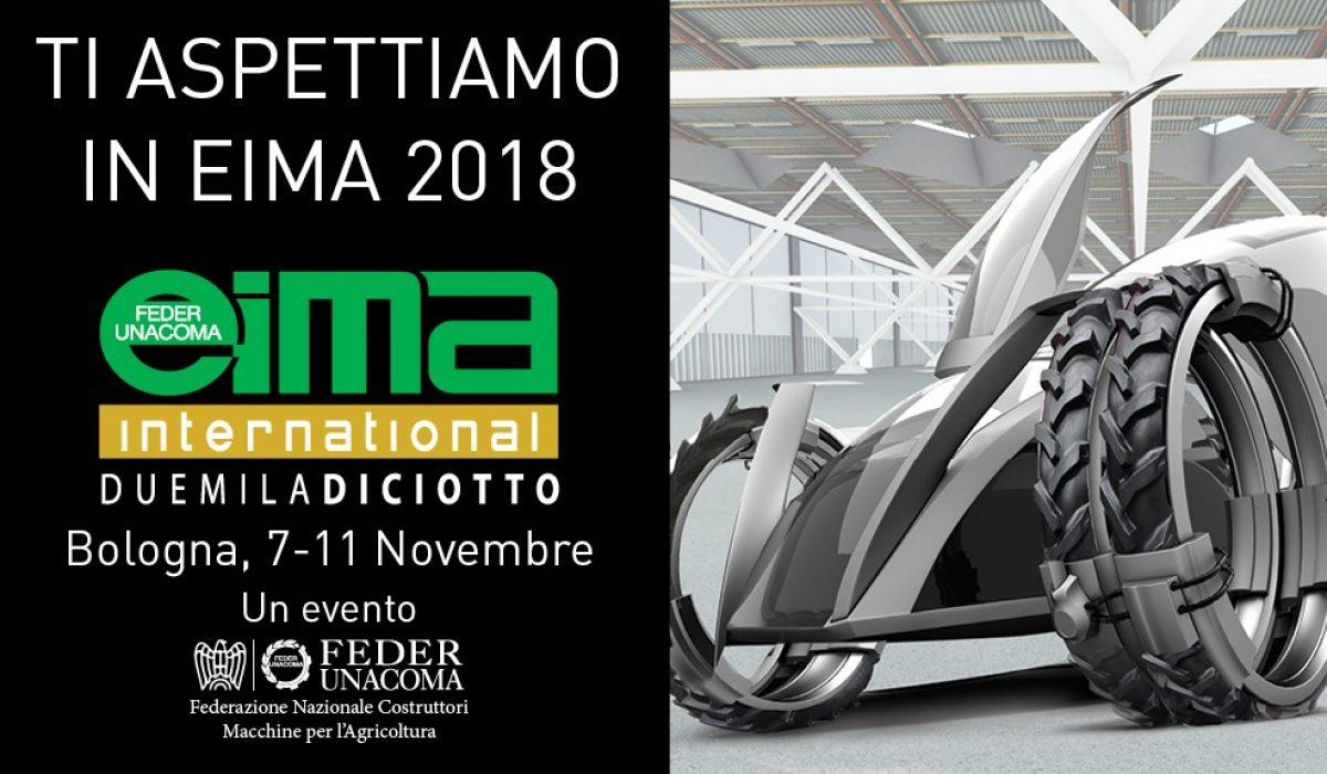 SAREMO PRESENTI A EIMA INTERNATIONAL 2018, BOLOGNA, 9 NOVEMBRE