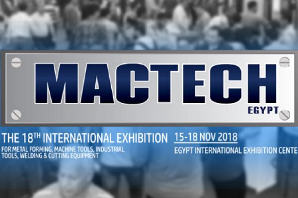 MACTECH 2018 EGITTO CAIRO | SAREMO PRESENTI ALLA FIERA MACTECH PRESSO LO STAND 2 J44 DI TISENG GROUP
