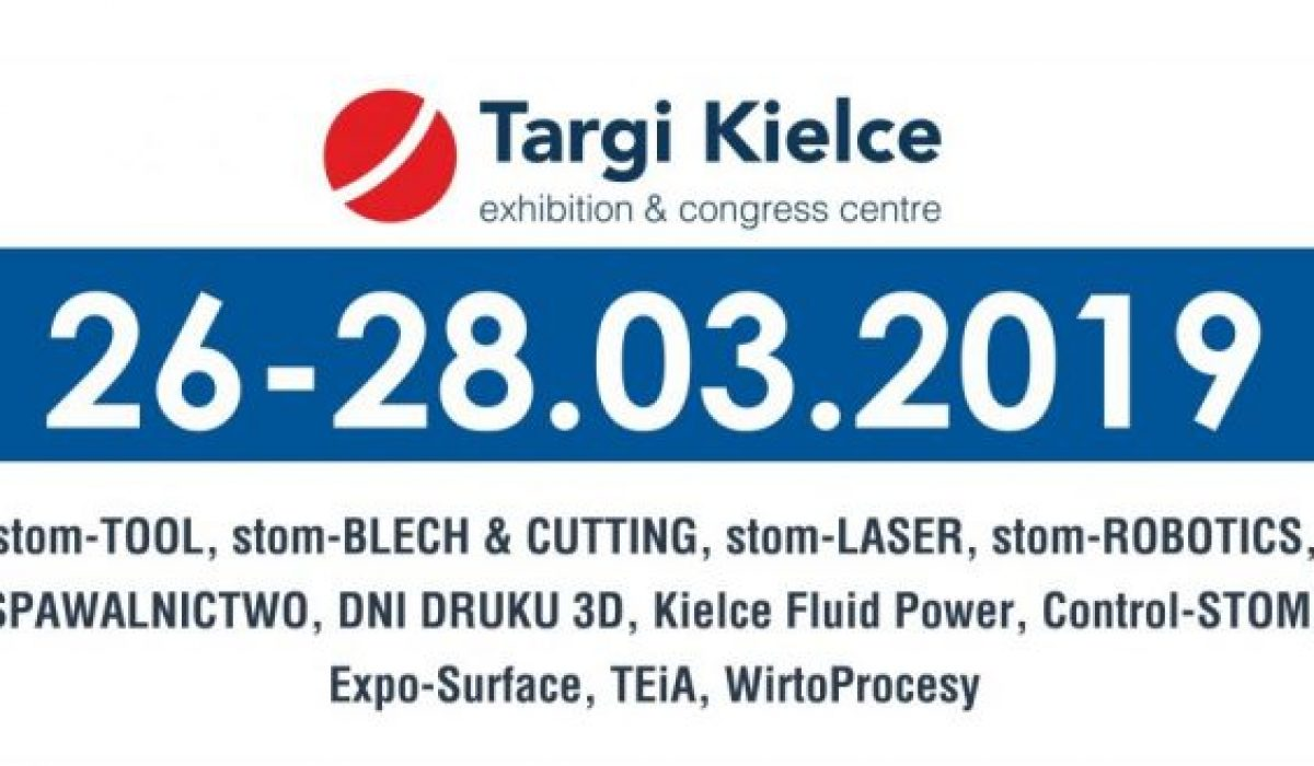 STOM-BLECH & CUTTING | Poland- Kielce| 26 – 28 March 2019