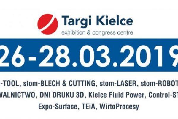 STOM-BLECH & CUTTING   Polonia – Kielce   26 – 28 Marzo 2019