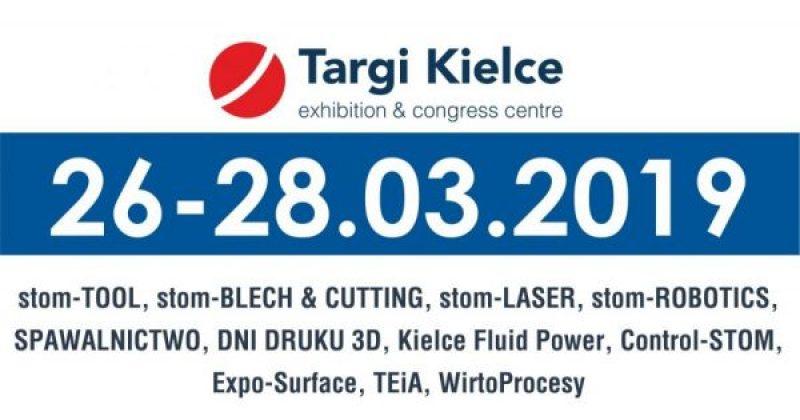 STOM-BLECH & CUTTING | Polonia – Kielce | 26 – 28 Marzo 2019