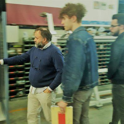"""Sistec accoglie gli studenti dell'Istituto I.S.I.S. """"Lino Zanussi"""" di Pordenone"""